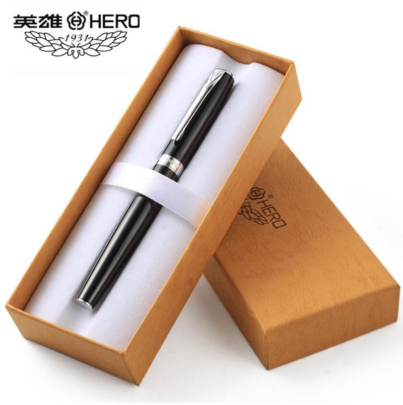 d64cfb3a6474 Luoshi Nice Quality Business Fountain Ink Pen Hero 382 Business Men's ift  Pen