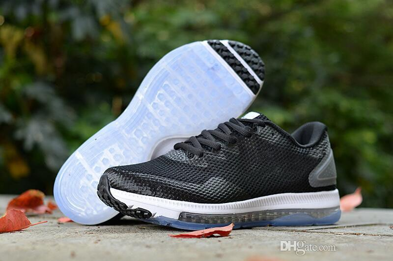 New pattern,Zoom All Out Low 2.0 Breathable fiber sports shoes, air cushion casual shoes, outdoor mountaineering running shoes