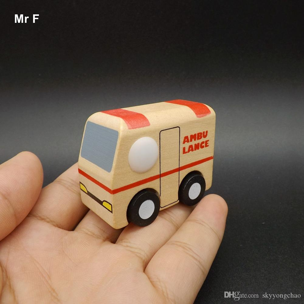 2019 Exquisite Mini Ambulance Vehicle Car Wooden Gifts For Kids Child Game Learning Educational Teaching Prop Gadget From Skyyongchao, $7.03 | DHgate.Com