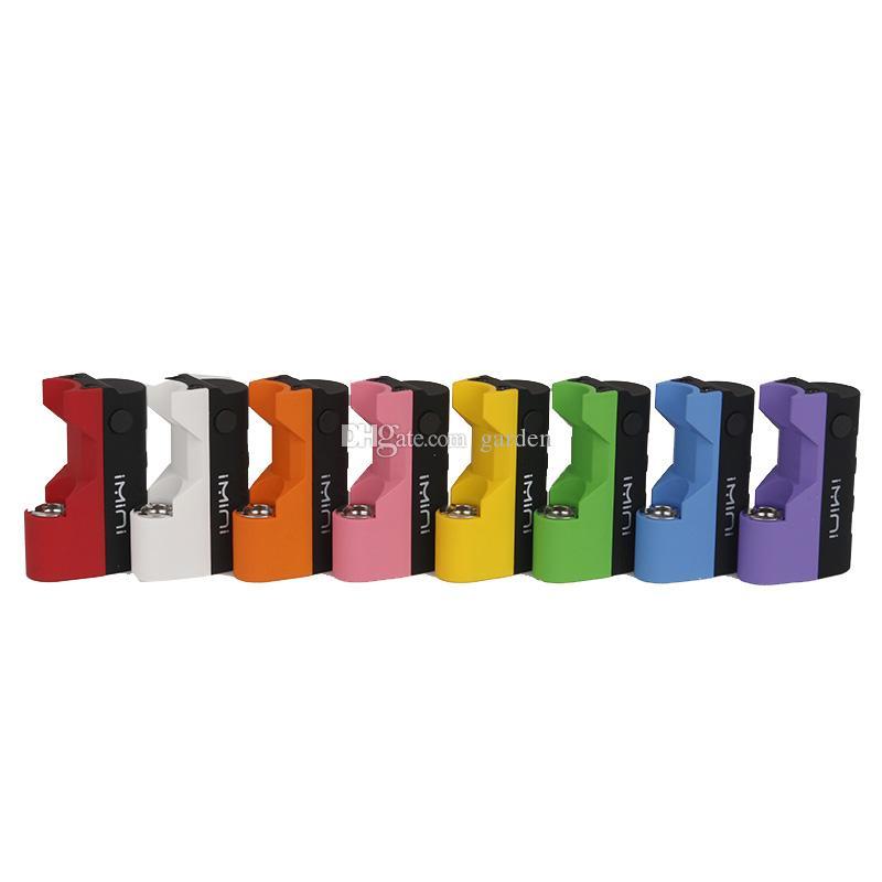 Original Imini Óleo Grosso Kit Embutido 500 mAh Bateria Mod 510 Tópico 0.5 ml 1.0 ml Liberdade V1 Tanque Cartucho Vaporizador Kits 100% Autêntico