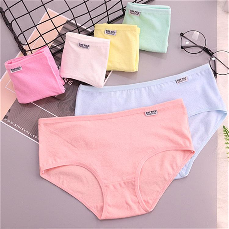 46f3e3223 2019 Elliehouse Breathable Cotton Thong Panties 100% Cotton Underwear C  Girls Panties Girls Underwear Panties Wholesale Free Sample DHL From  Elliehouse