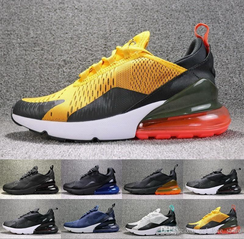 Hot 2018 New 270 Flair Punch Midnight Navy Women Men 2017 Luxury Designer  Running Brand Shoes Trainers Sneakers Shoes Online with  131.74 Pair on ... 907d14960f5