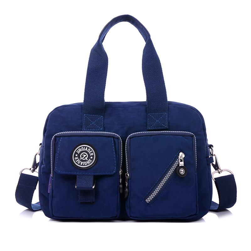 15d19f76df7b 2019 Fashion New Women Messenger Bags For Women Waterproof Nylon Handbag  Female Shoulder Bag Ladies Crossbody Bags Bolsa Sac A Main Femme De