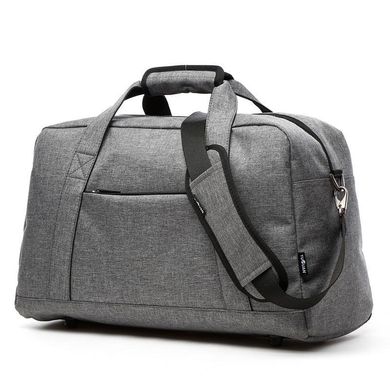 7f8a141470c6 2019 Sports Gym Bags Travel Duffel Luggage Yoga Bag Training Handbag  Waterproof Shoes Compartment Women Men Laptop Crossbody Bag From  Mangosteeng