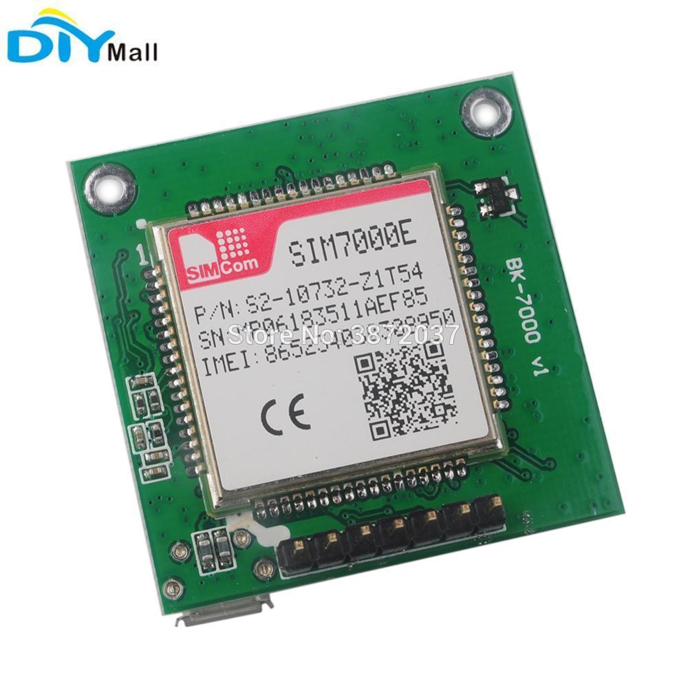 SIM7000E Development Board 4G LTE Module B3 B8 B20 B28 NB-IoT EU AU  Southeast Asia Network