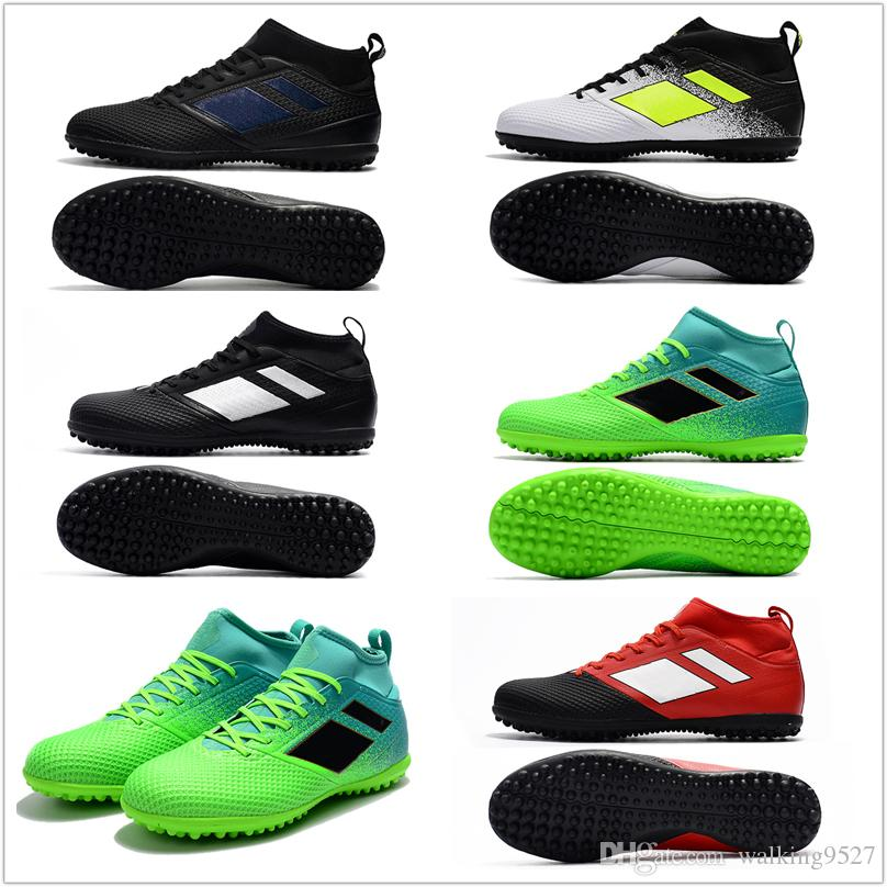 Best 2018 Ace 17.3 Primemesh Tf Cheap Indoor Soccer Shoes Football Boots  High Top Mens Soccer Cleats Under $64.33 | Dhgate.Com