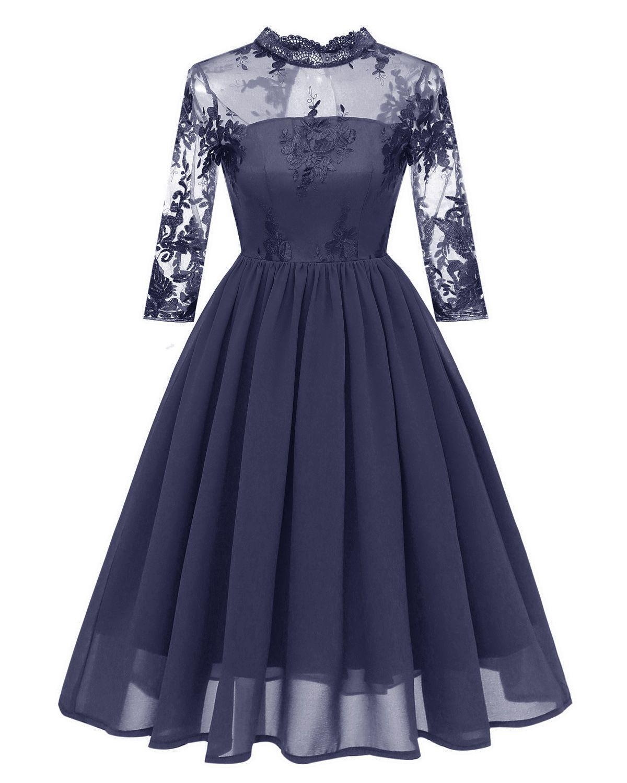 Weddings & Events Symbol Der Marke Backless 2019 Homecoming Kleider A-line Kurzen Halfter Mini Zwei Stück Spitze Elegante Cocktail Kleider