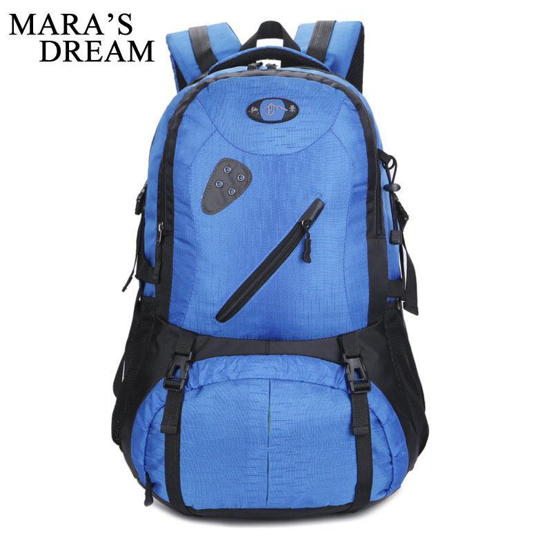 8b7c86e60b4 Mara S Dream Large Capacity Men Women Backpack Waterproof Travel Back Pack  Bag Multifunctional Bags Male Female Laptop Backpacks Hiking Backpack Swiss  Gear ...