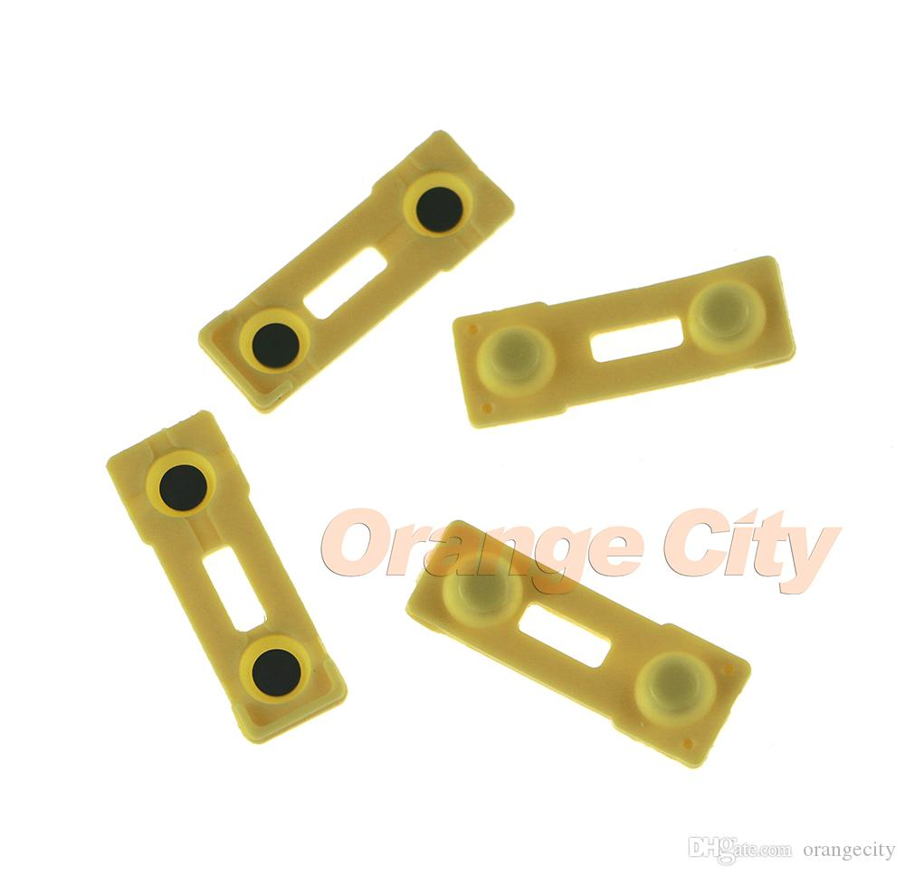 L2 R2 Conductive Rubber Silicon Pads For Sony PS2 Controller Repair Playstation 2 Handle A Version Replacement