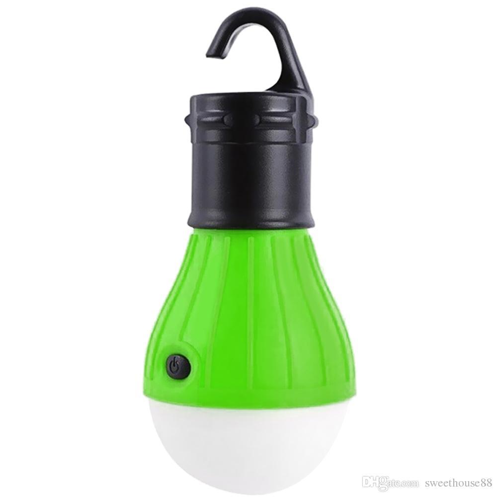 B Chaleur 3 Abs Extérieure Tente Ampoule Lampe Faible Lanterne Camping Nuit D'énergie Lumière Batterie Économie Led X Aaa Ac345RqjL