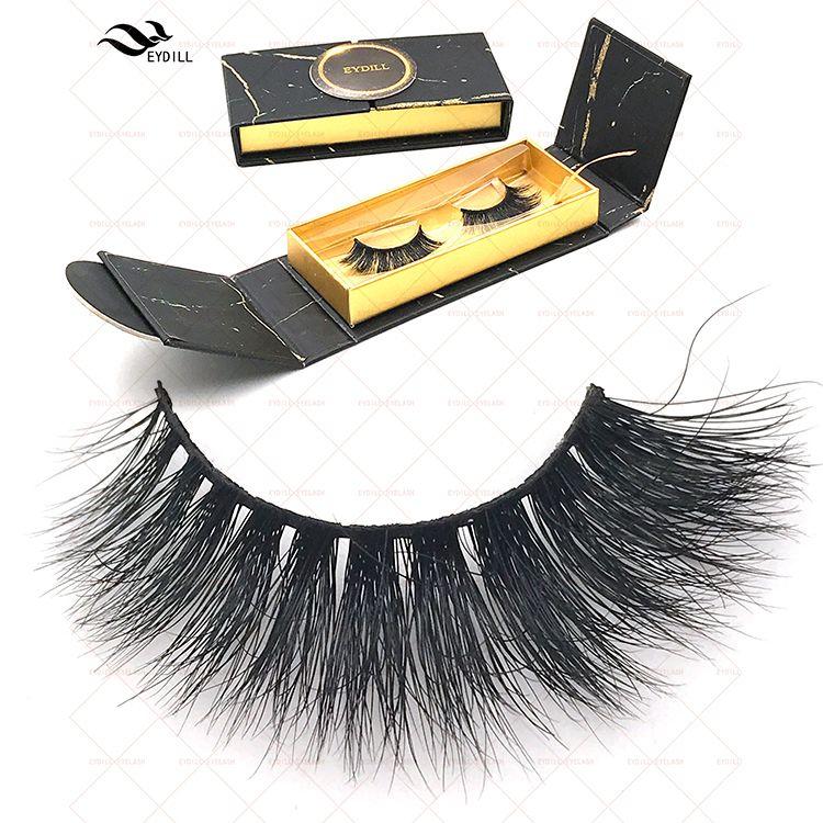 dedabfd3889 EYDILL Mink Lashes 3D Mink Eyelashes 100% Cruelty Free Lashes Handmade  Reusable Natural Eyelashes Popular False Makeup How Much Are Eyelash  Extensions Lash ...