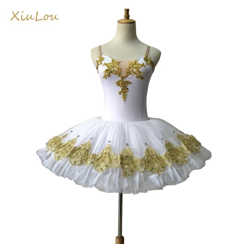 3bb4eafb33 Compre Palavras Chave  Traje Cisne Ballet Tutu Criança Ballet Adulto  Profissional Branco Cisne Roupas Para Crianças Menina Tutu Adulto De  Yuanchun