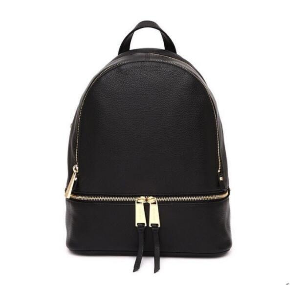 3 renk sırt çantaları moda marka okul çantaları kız kadın tasarımcı omuz çantası yüksek kalite