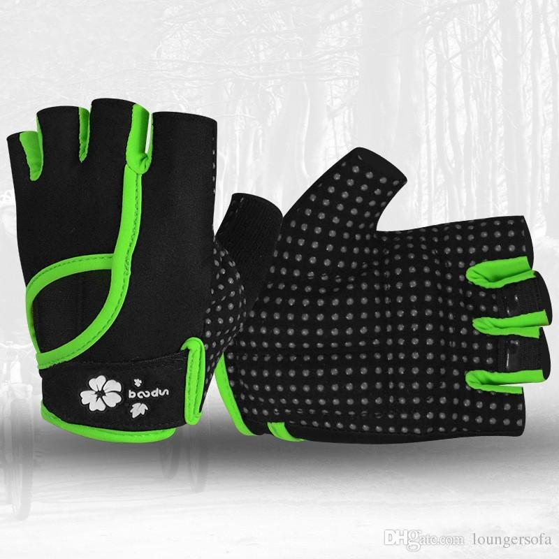2b5ced0f07 2019 Baseball Gloves Sports Outdoors Weight Athletic Gym Training Anti Slip  Dumbbell Barbell Fitness Yoga Bowling Adult Mittens 31bd Bb From  Loungersofa, ...