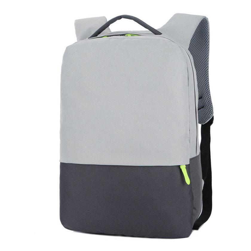 e02421bf1a 2019 Waterproof Men S 15 Inch Laptop Backpack Computer Male School Backpacks  Rucksacks Leisure For Teenage Mochila Escolar Gray Bag From W63k129