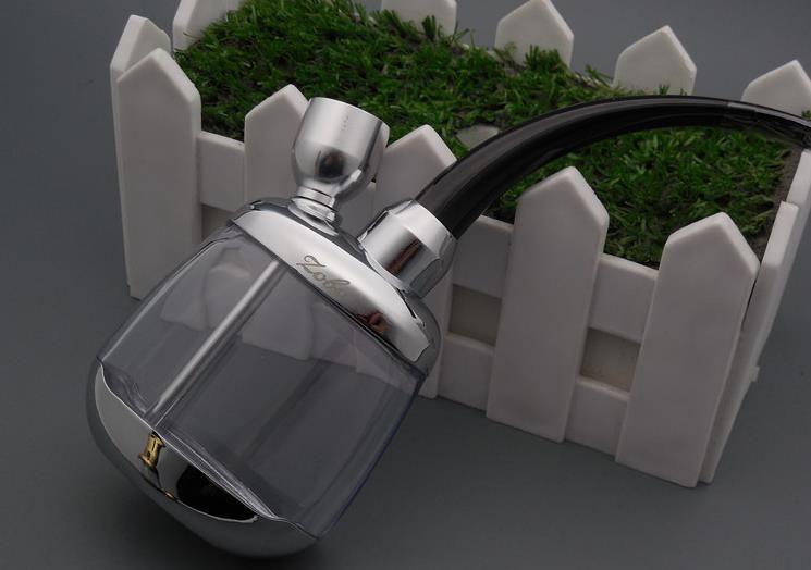 Véritable ZOBO mini pipe à eau narguilé ZB-507 or, couleur, accessoires de narguilé en verre, pipes en verre barboteur