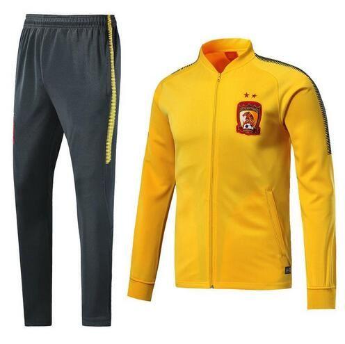 8f3e1c7a134 2018 2019 World Cup Guangzhou Soccer Jacket Tracksuit 18 19 Chaqueta ...