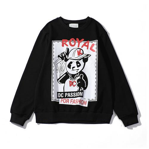 2019 Women S Hoodies Brand Pullover Jacket Women Long Sleeve Hooded Sweater  Hip Hop Sweatshirts Loose Sportswear Black Panda From Shuaiqi1006 ff941ecbc4