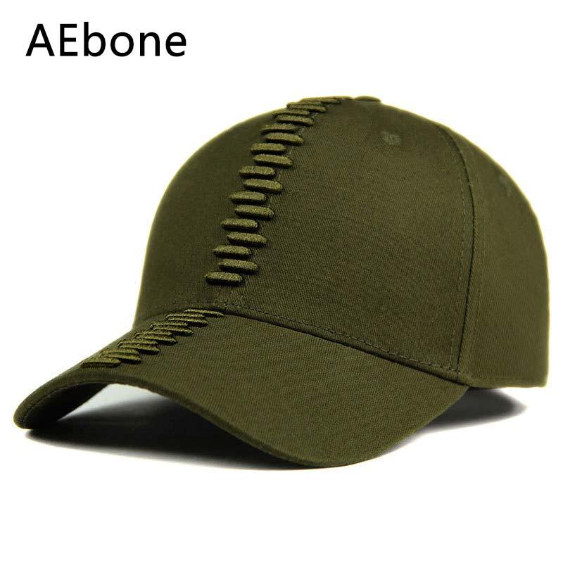 c34070d3c9aba7 AEbone Army Green Baseball Caps Cotton For Men Summer Spring Snapback Caps  Hip Hop Adjustable Cap Gorras Women Sun Hat AE8021 Cap Store Custom Fitted  Hats ...