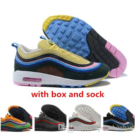 97 Sean Wotherspoon X 97 VF SW Hybrid Man And Women Running Shoes ... 88ced6a56