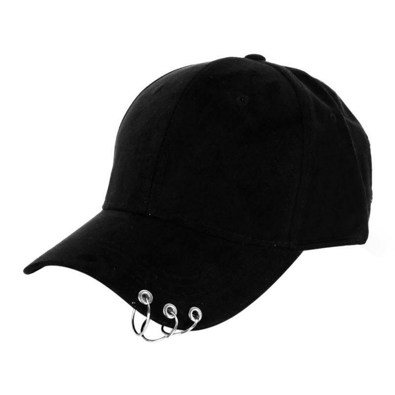 Unisex Casual Solid Adjustable Baseball Caps Snapback Hats For Men Baseball  Cap Women Men White Cap Hat With Rings Z1 Skull Caps Men Hats From  Green home 6b9d3317d1