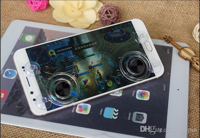 ipad мобильные игры джойстик джойстик игры артефакт планшет телефон ручная кнопка перемещения присоска рисунок игрушки мобильная игра ручка