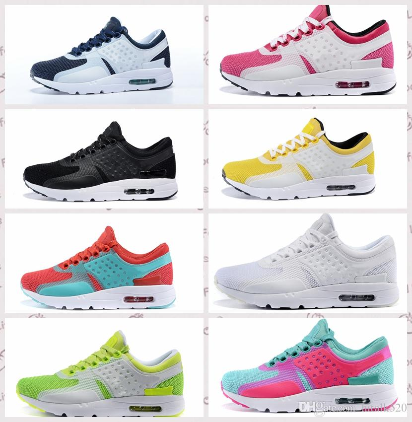 36-40 Sneakers Size Trainer Shoes Casual Lady Breathable Sport Running Athletic
