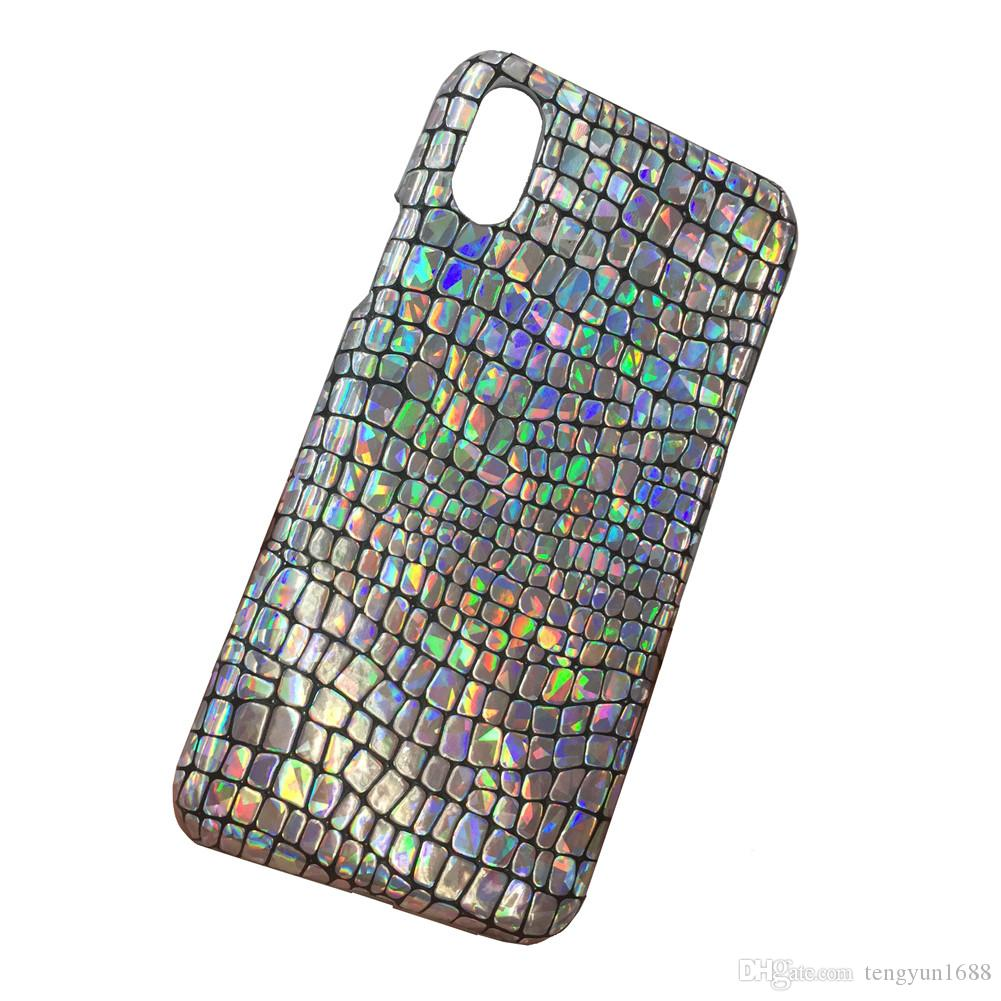 iphone 7 phone cases silver glitter