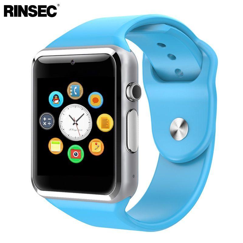 c06a8f67e46 Compre 10 Pçs   Lote A1 Relógio Inteligente Relógio Sync Notifier Suporte  SIM TF Cartão Conectividade Android Telefone Smartwatch De Natilidad