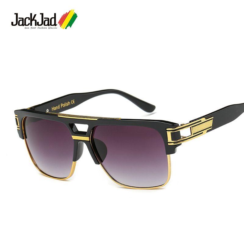 d3a8518d480c Wholesale- JackJad New Fashion Brand Design Grandmaster Four ...
