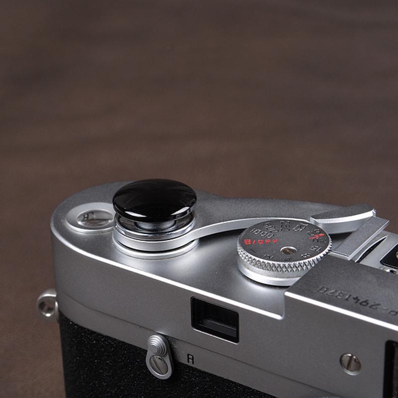 Metal 10mm Convex Shutter Release Button for Fuji X100 X10 X20 X-E1 X-PRO1  X-PRO2 X100T Leica M9 M8 MP M7 M9P M8P M6 M5 Camera