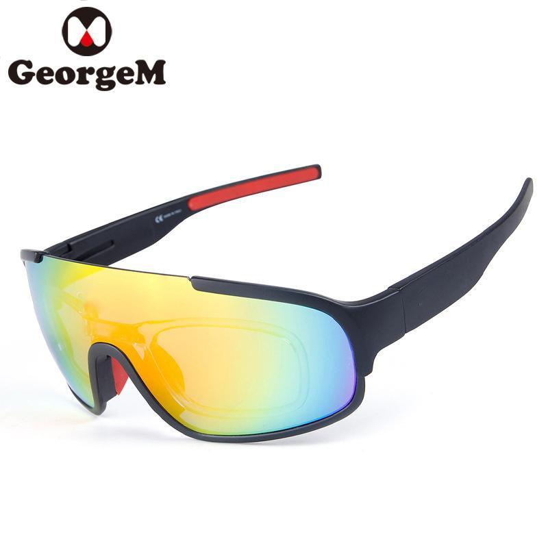 216ed31eca3393 GoergeM 3LenPolarized Eyewear Ciclismo Sports Men Women Sunglasses Bike  Motorcycle Hiking Fishing Cycling Glasses Sun Visor UK 2019 From  Dragonfruit