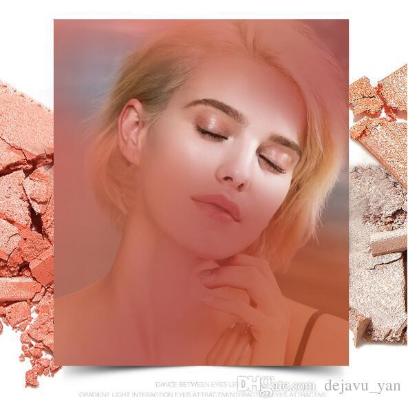 IMAGIC Eyeshadow Palette Eyes Shimmer Matte Eyeshadow Makeup Light Eye Shadow Palette Shades With Brush Makeup For Brown Eyes Makeup Kits From Dejavu_yan, ...
