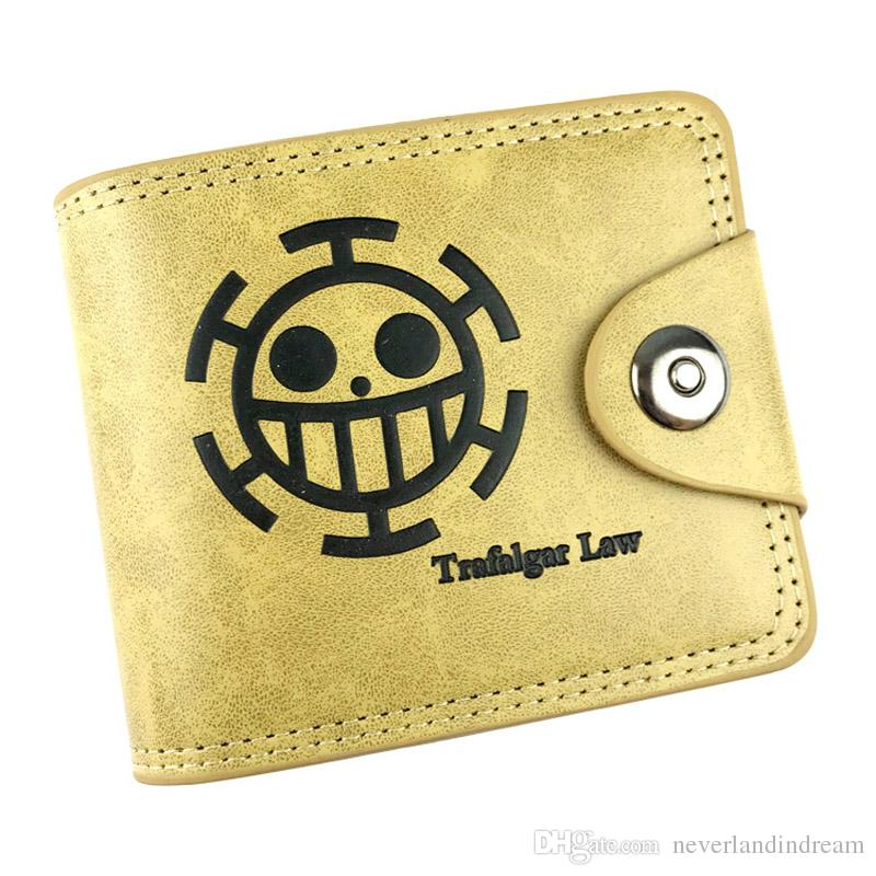 Anime Naruto Card Holder Wallet Cosplay Gift Money Bag Men Women Leather Purse