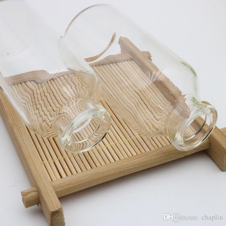 30 ml 30x70x12.5mm cam şişeler mantarlar ile düğün tatil Dekorasyon Noel hediyeler için boş şeffaf kavanozlar mantar