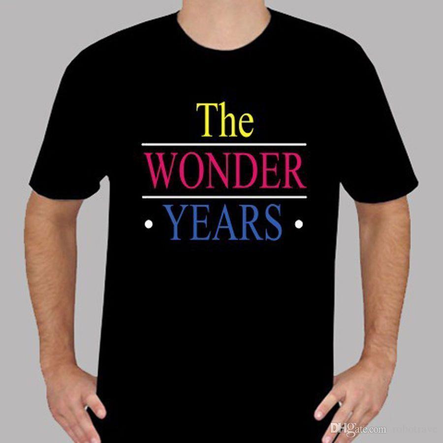 New The Wonder Years 80s 90s TV Show T-Shirt