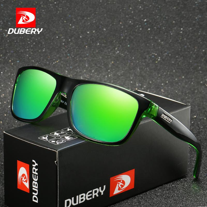 29d900df4f DUBERY Brand Design Polarized HD Sunglasses Men Driving Shades Male Retro  Sun Glasses For Men Summer Mirror Square Oculos C18110601 Online with   20.3 Piece ...