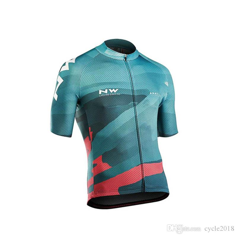 a3607f929 New 2017 NW Cycling Jersey Tour De France Bike Cycling Clothing Breathable  Quick Dry Mountain Bicycle Sportswear Roupa Ciclismo Cycling Clothing  Cycling ...