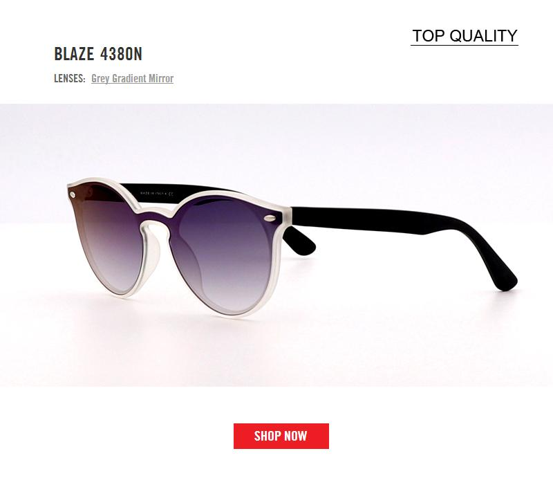 eceff53c6a0 New Top Fashion Trend 4380 BLAZE ROUND Style Sunglasses Vintage ...