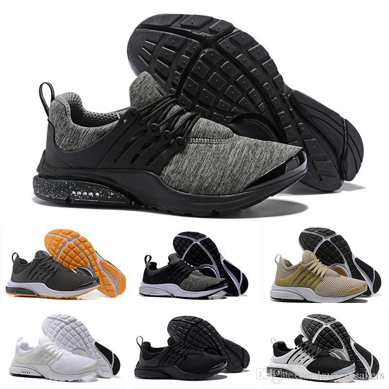 newest 8374b a8f30 ... reduced großhandel nike air presto ultra low basketball shoes new br qs  breathe gelb schwarz weiß ...