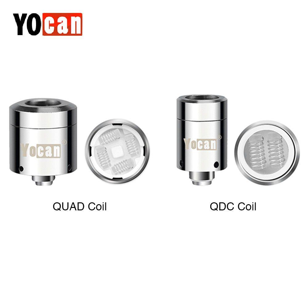 Yocan Loaded Coil Quartz Dual Coil Quad Coil For Yocan Loaded Vape