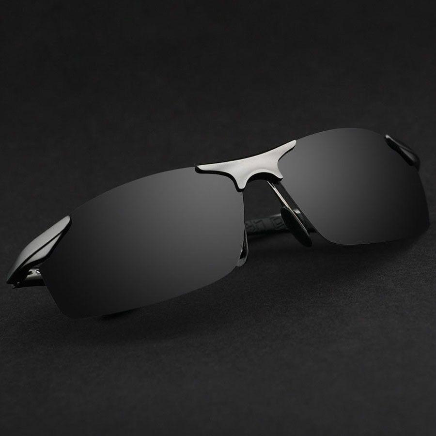 6497eab154b 2018 Hot Sale Brand Designer Polarized Sunglasses Classic Summer Aluminum  Magnesium Mens Glasses Driving Sport Glasses With Original Box Sunglasses  Sale ...