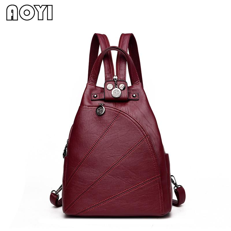 06ed31c138a4 Cheap Vintage Backpack Styles College Best Embroidered National Trend Bag