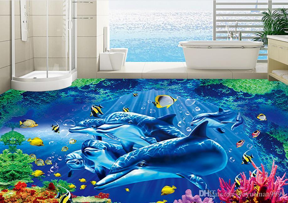3d Fußboden Schlafzimmer ~ Großhandel d bodenbelag tapeten für schlafzimmer