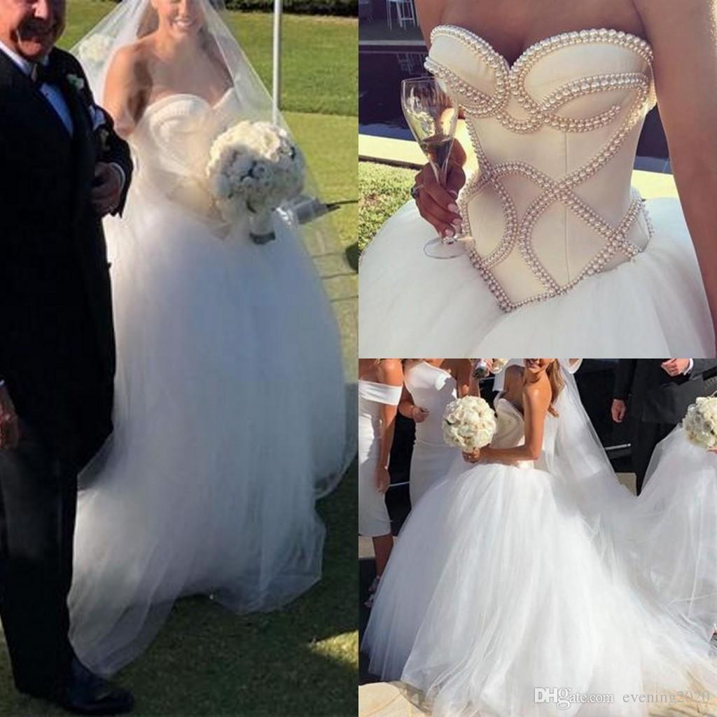 Vestidos de novia frescos