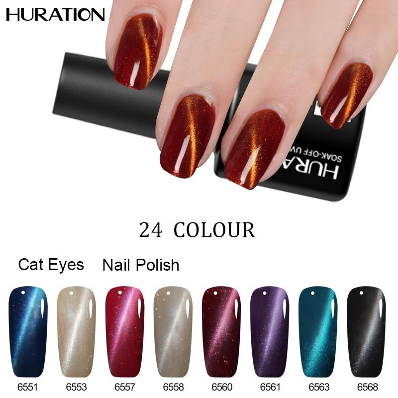 Cheap Price Huration Glitter Red Flame Stick Magnet 3d Cat Eye Gel Varnish Nail Polish Magic Gel Diy Art Nails Magnetic Led Uv Gel Lacquer Beauty & Health
