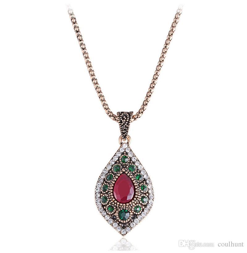 Infinity Chain Pendant Necklace Maxi Statement Necklaces   Pendants ... be687c6c2627
