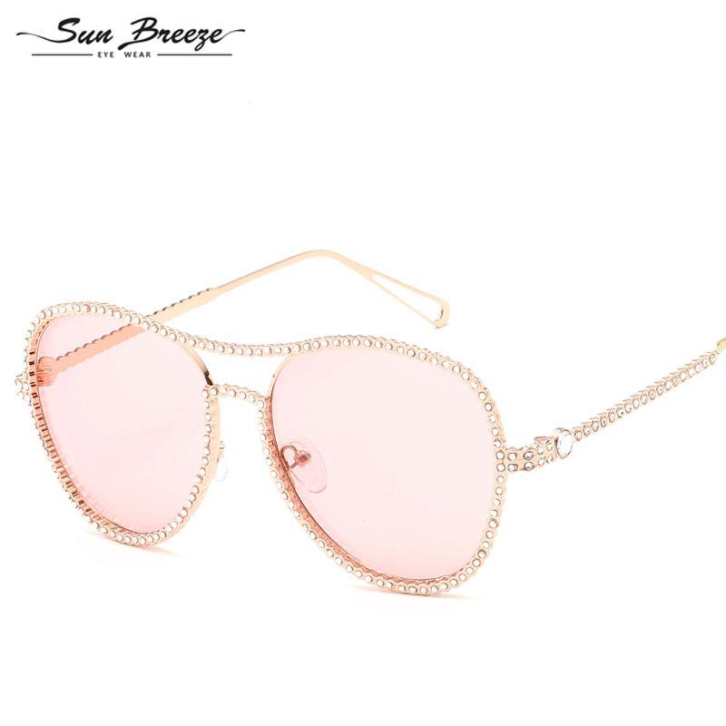3e4c3ee07c Vintage Classic Brand Designer Men s Pilot Sunglasses Women Driving ...