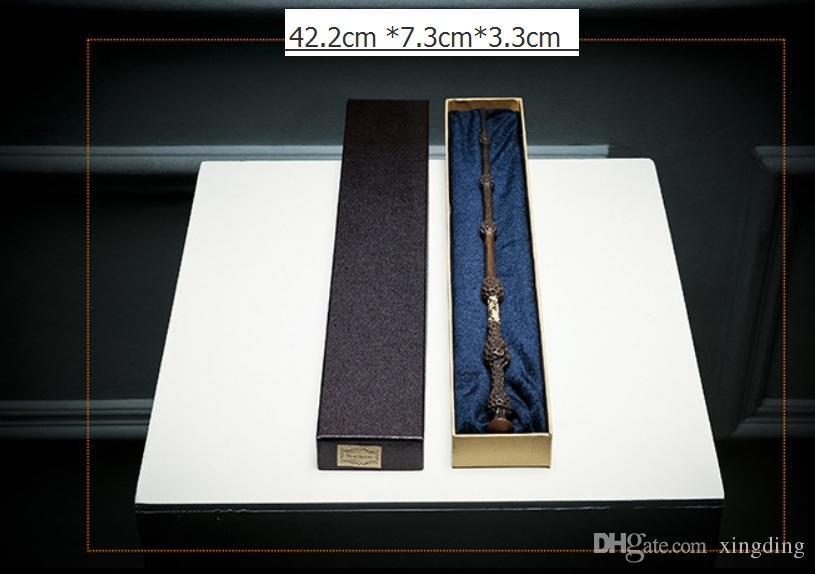 13 стилей новейший металлический сердечник гарри поттер волшебная палочка лорд волдеморт косплей волшебная палочка новинки DHL бесплатно