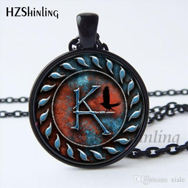 Wholesale New Fashion Dark Tower Necklace Handmade The Dark Tower Ka